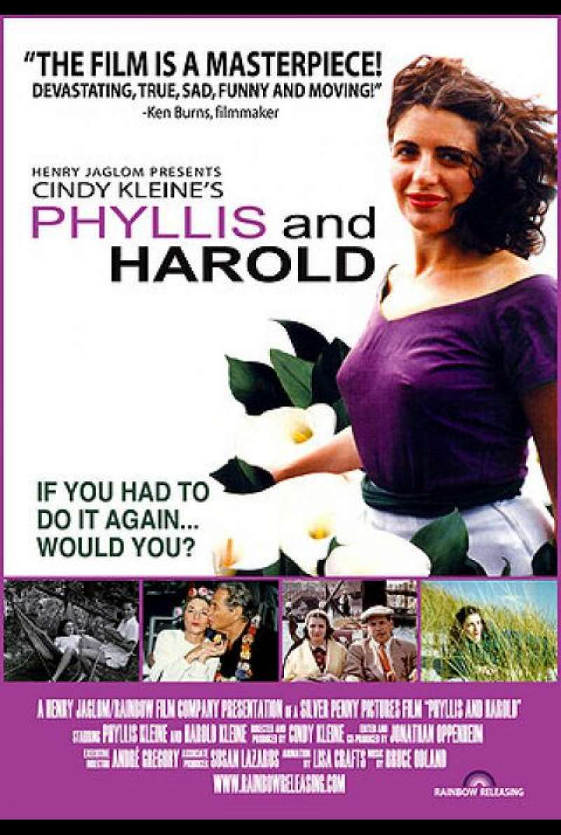Phyllis and Harold - Filmplakat (US)