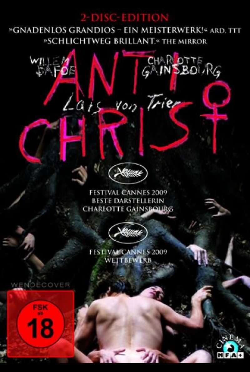 Antichrist - DVD-Cover