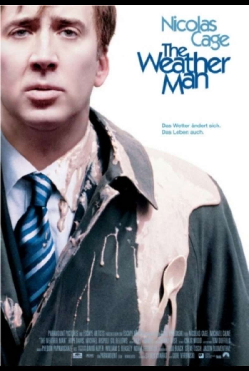 The Weather Man - Filmplakat