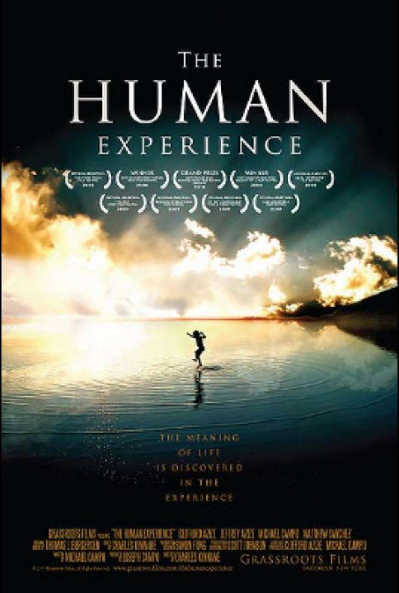 The Human Experience - Plakat (US)