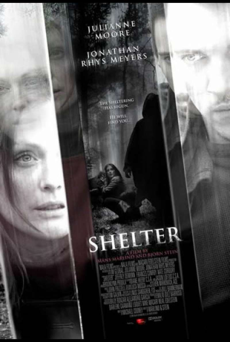 Shelter - Filmplakat (GB)