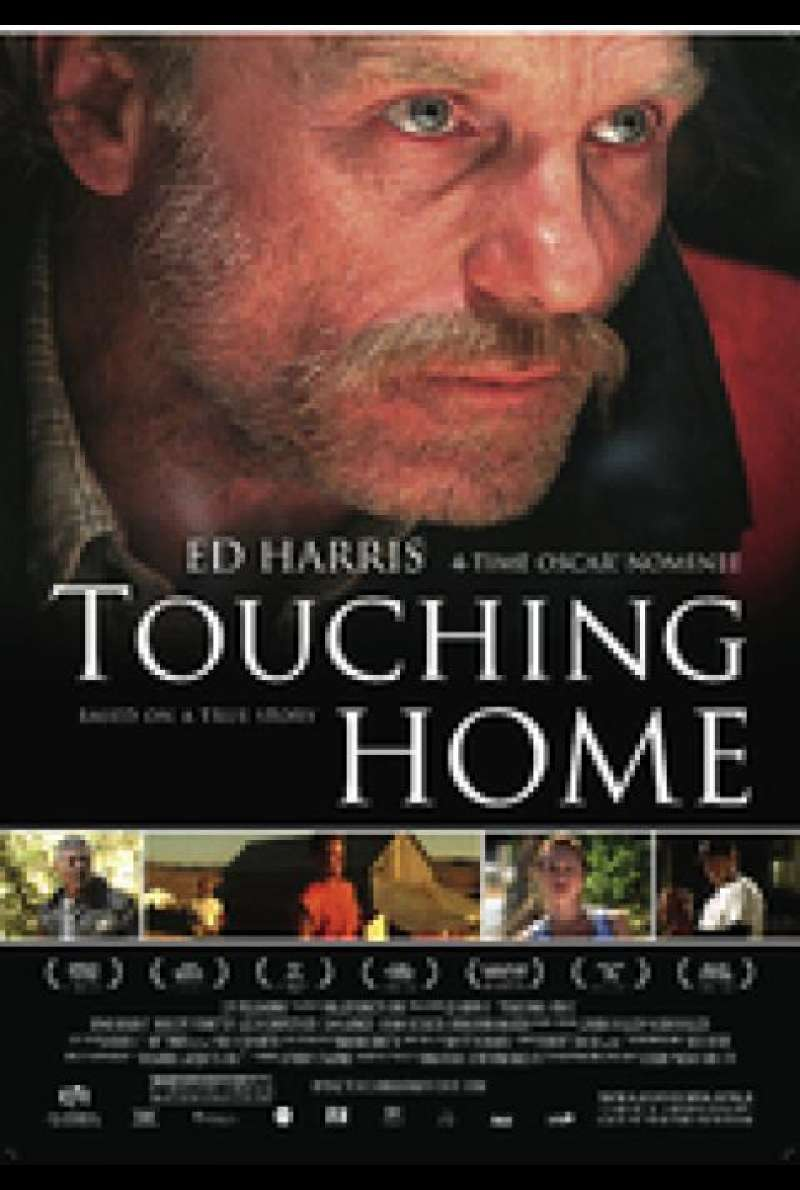Touching Home - Filmplakat (US)