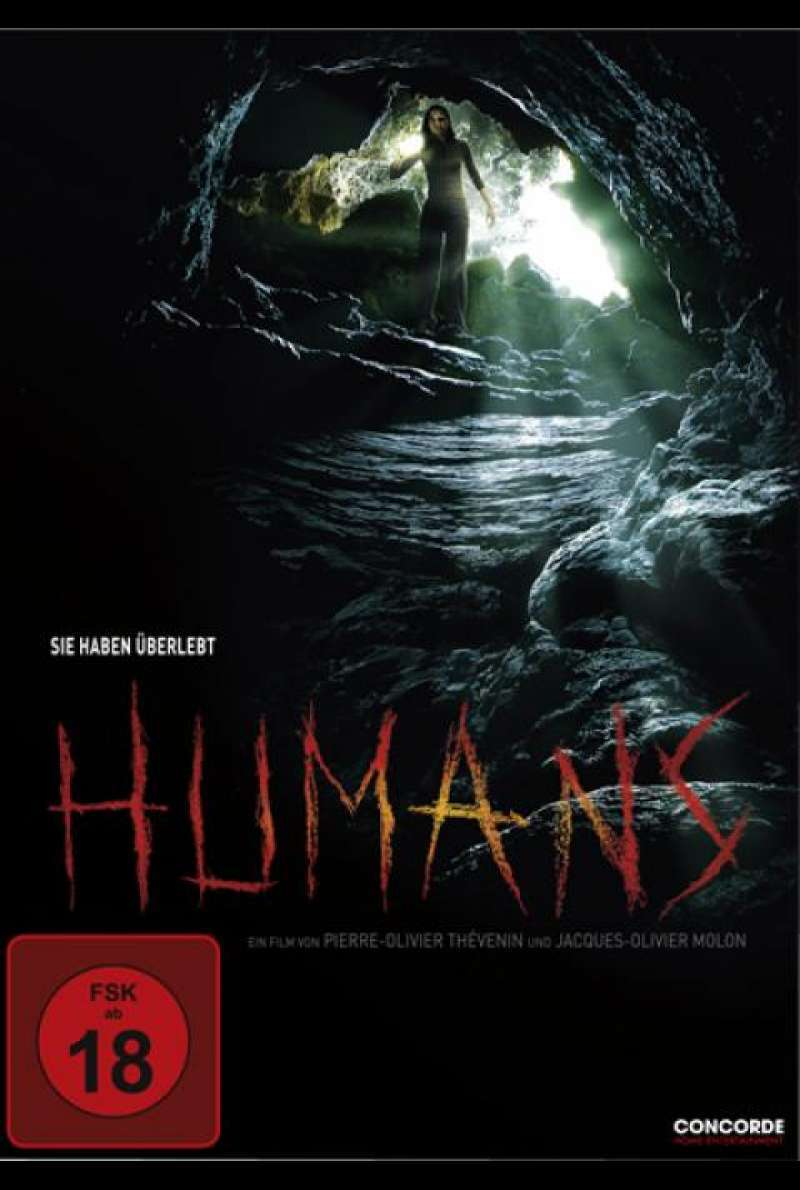 Humans - DVD-Cover