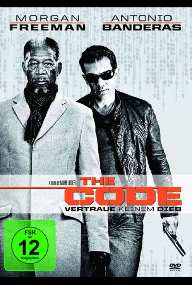 The Code - DVD-Cover