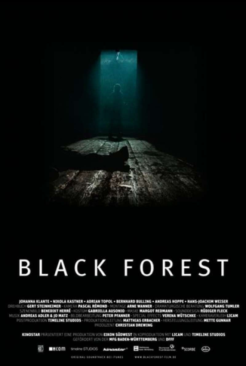 Black Forest - Filmplakat