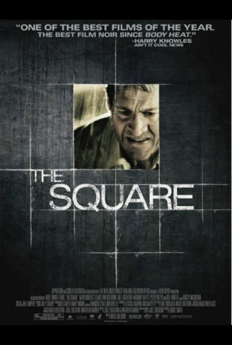 The Square - Filmplakat (US)