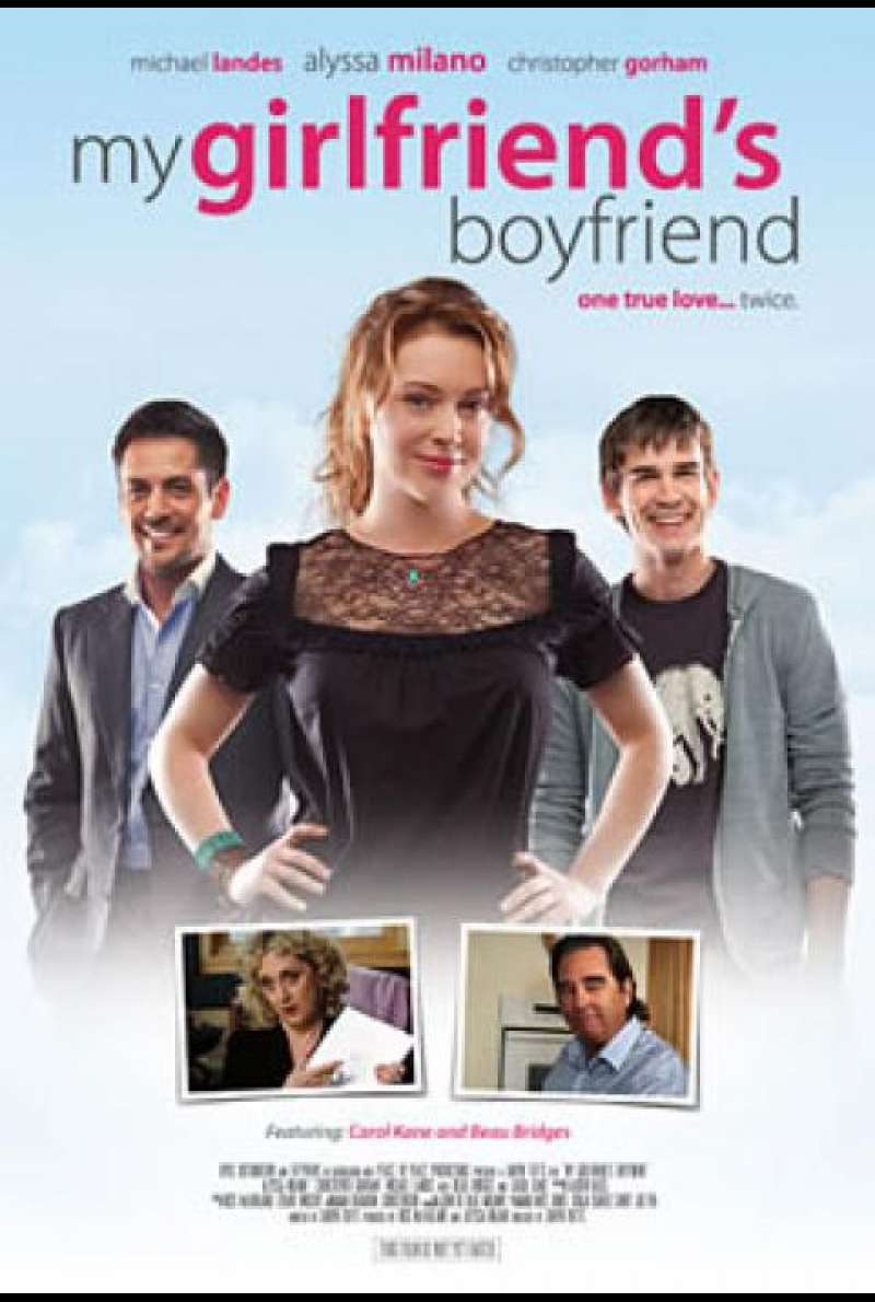 My Girlfriend's Boyfriend - Filmplakat (US)