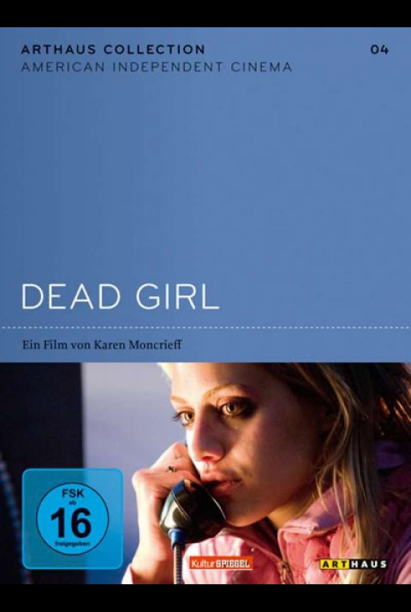 Dead Girl - DVD-Cover  (American Independent Cinema)