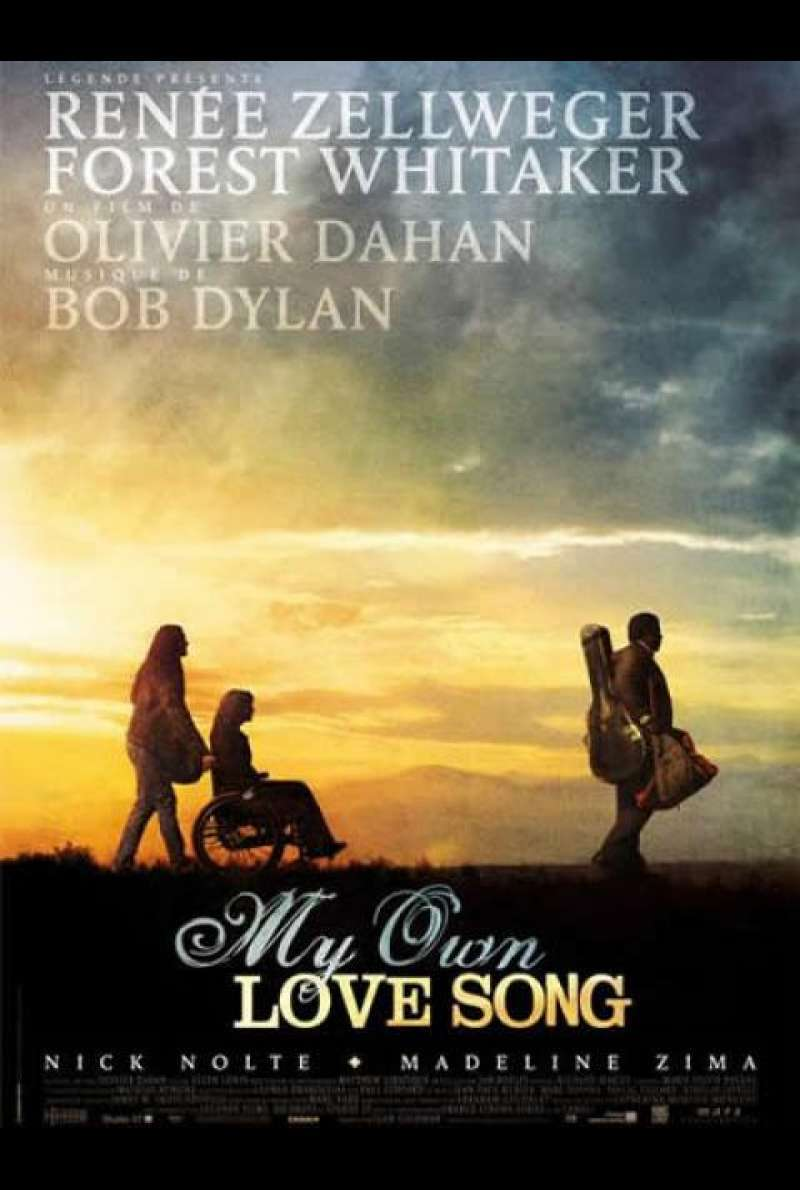 My Own Love Song - Filmplakat (FR)