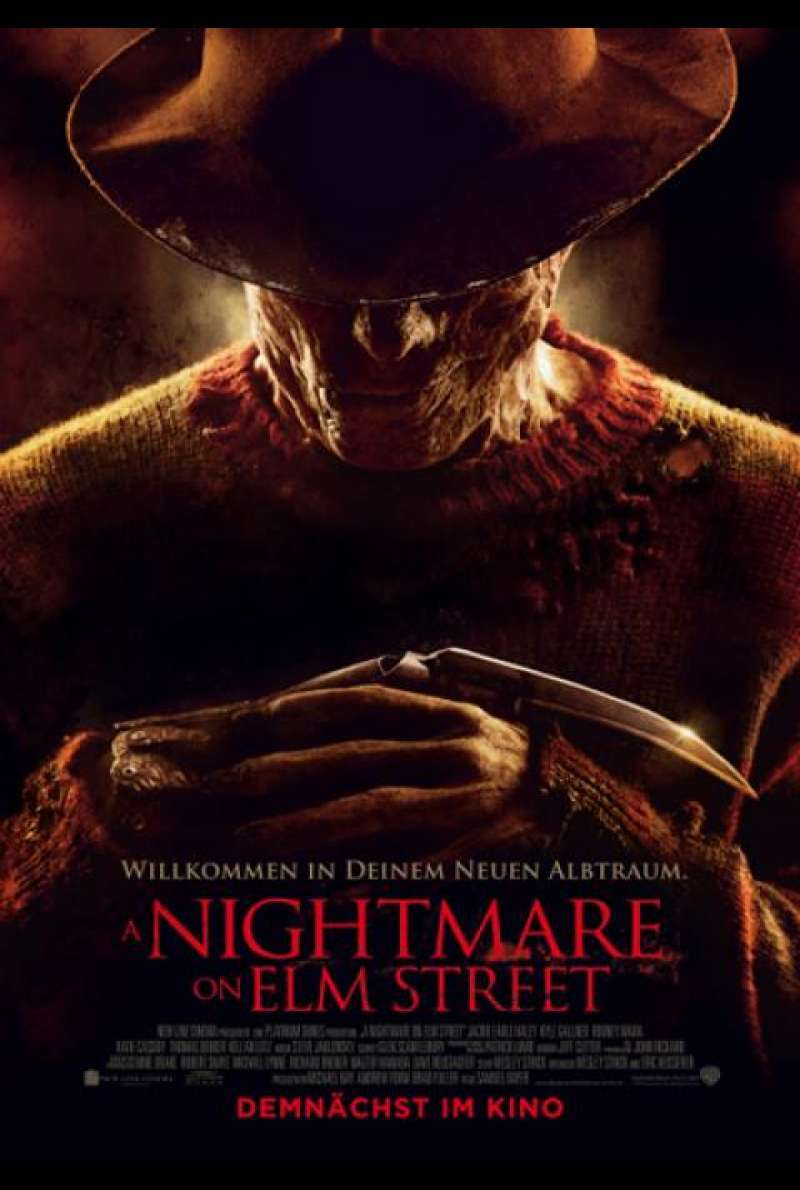 A Nightmare on Elm Street - Filmplakat