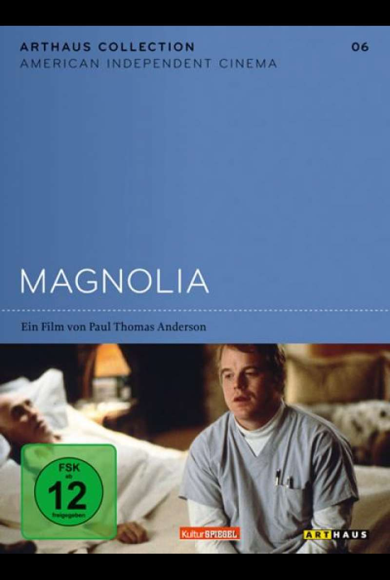Magnolia - DVD-Cover (American Independent Cinema)