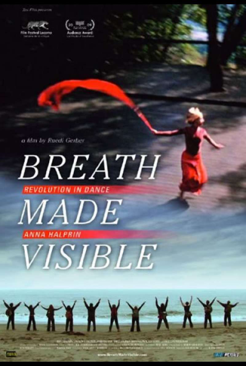 Breath Made Visible - Filmplakat (US)