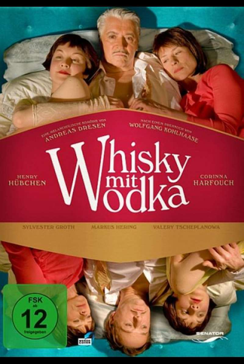 Whisky mit Wodka - DVD-Cover