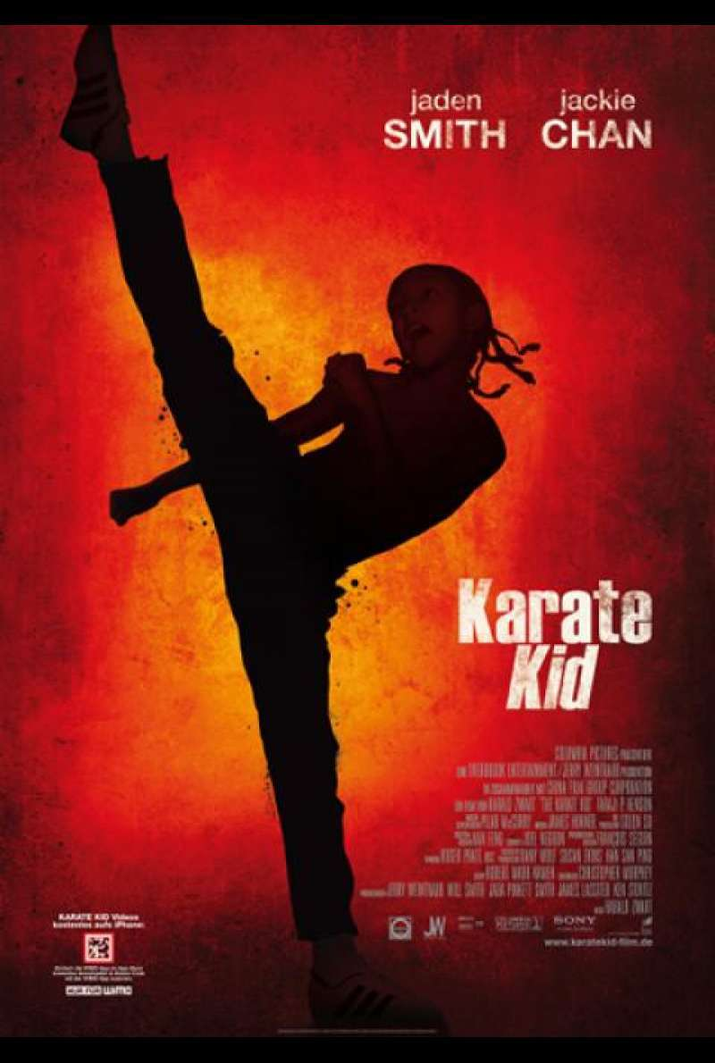 Karate Kid - Filmplakat