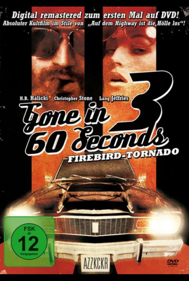 Gone in 60 Seconds 3 - DVD-Cover
