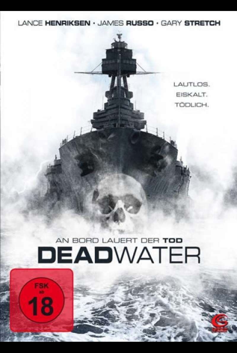 Deadwater - DVD-Cover