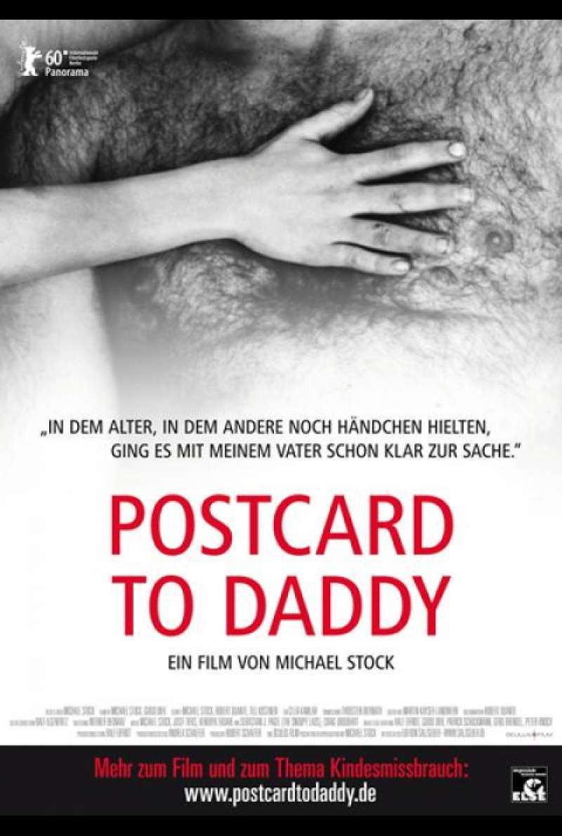 Postcard to Daddy - Filmplakat