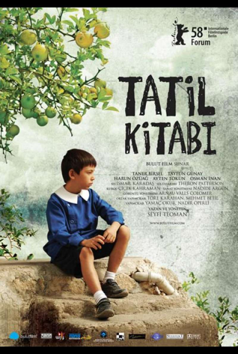Summer Book - Filmplakat (TUR)