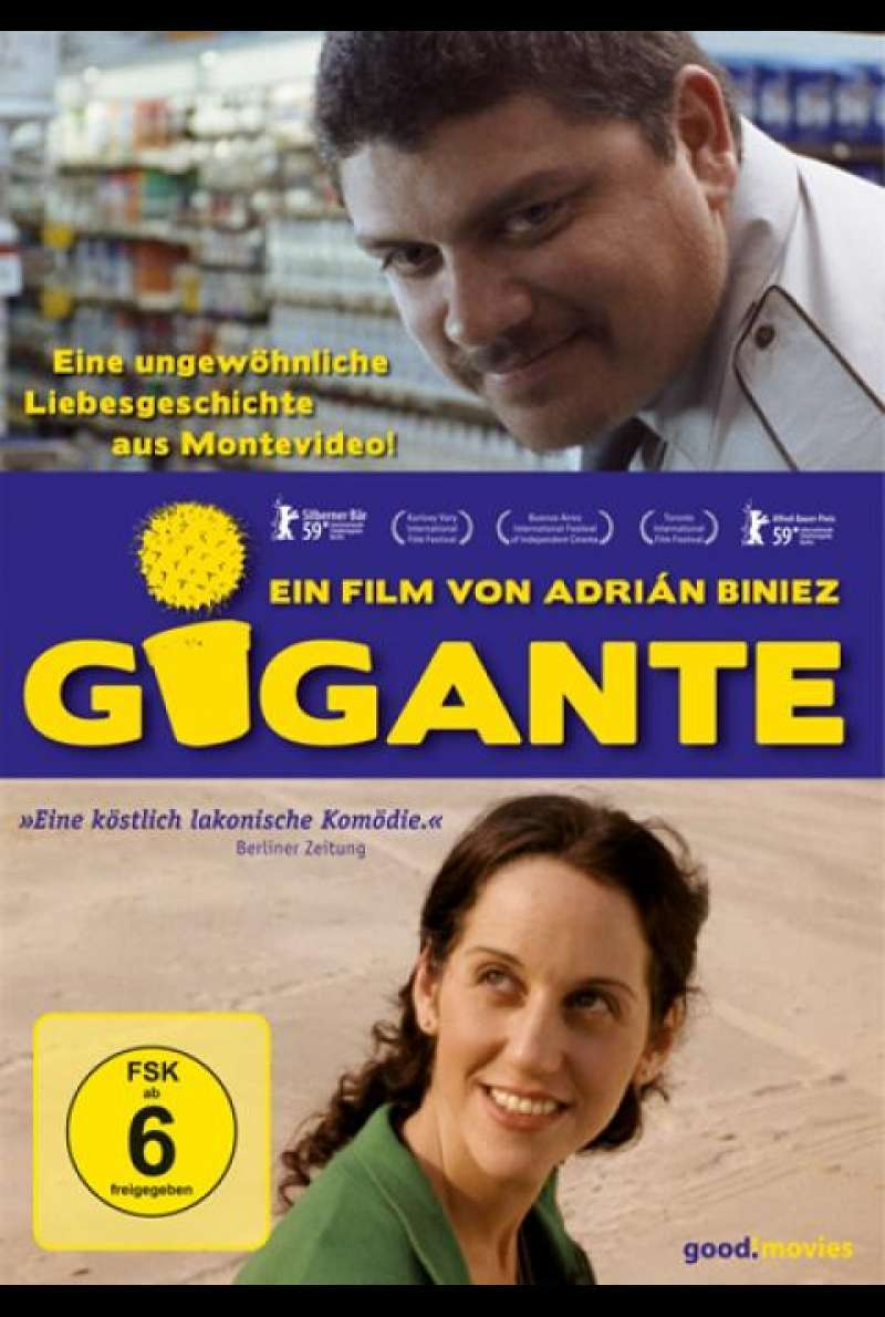 Gigante - DVD-Cover