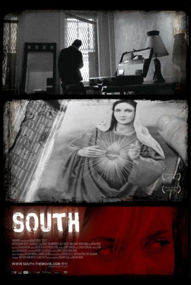 South - Filmplakat (INT)
