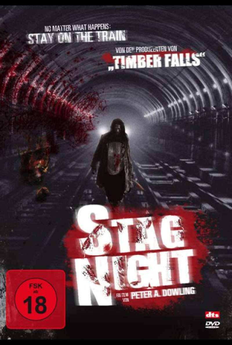 Stag Night - DVD-Cover