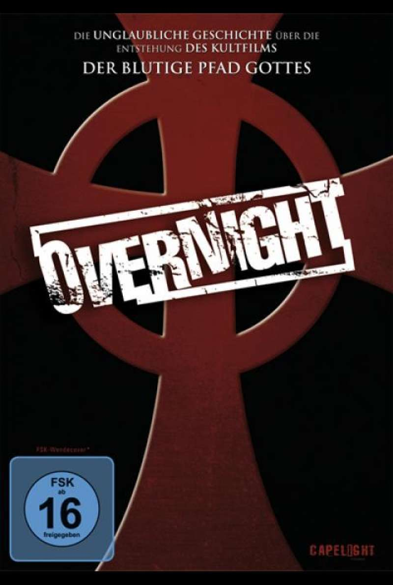 Overnight - DVD-Cover