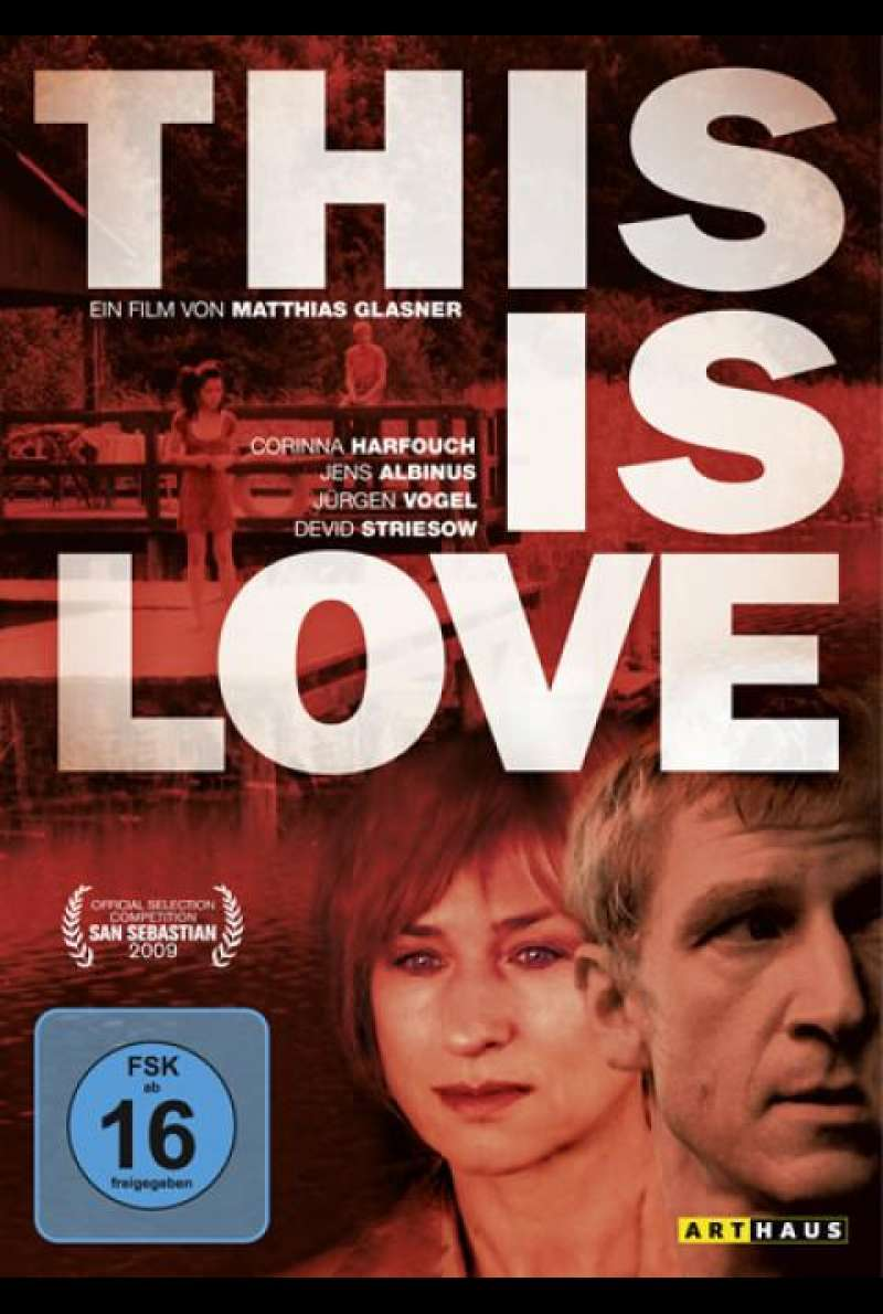 This Is Love - DVD-Cover