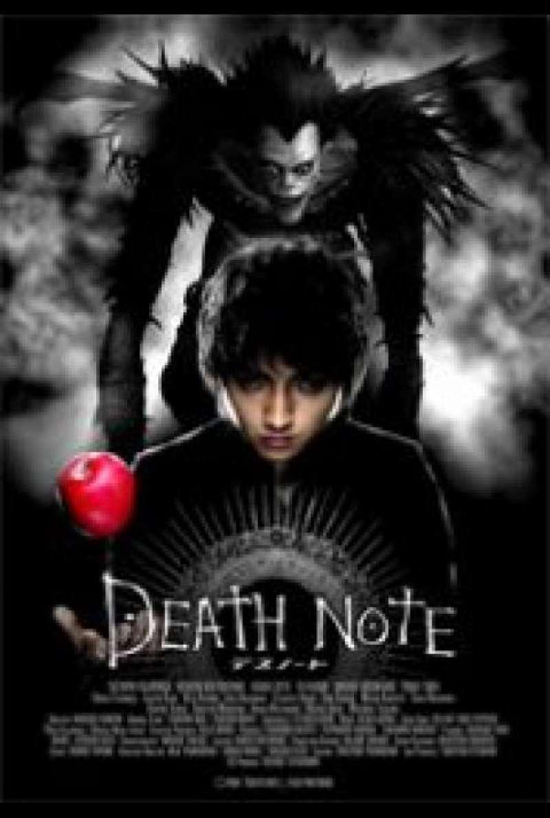 Death Note | Film, Trailer, Kritik