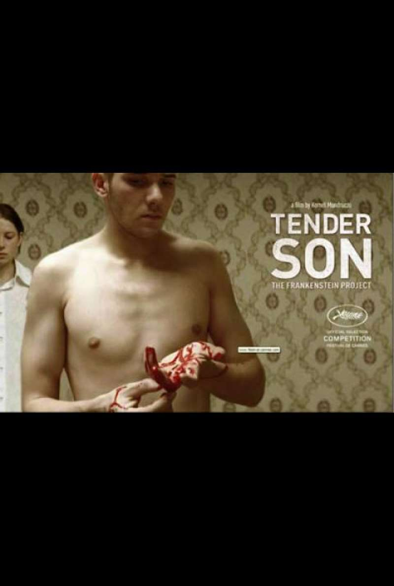 Tender Son - The Frankenstein Project - Quad (INT)