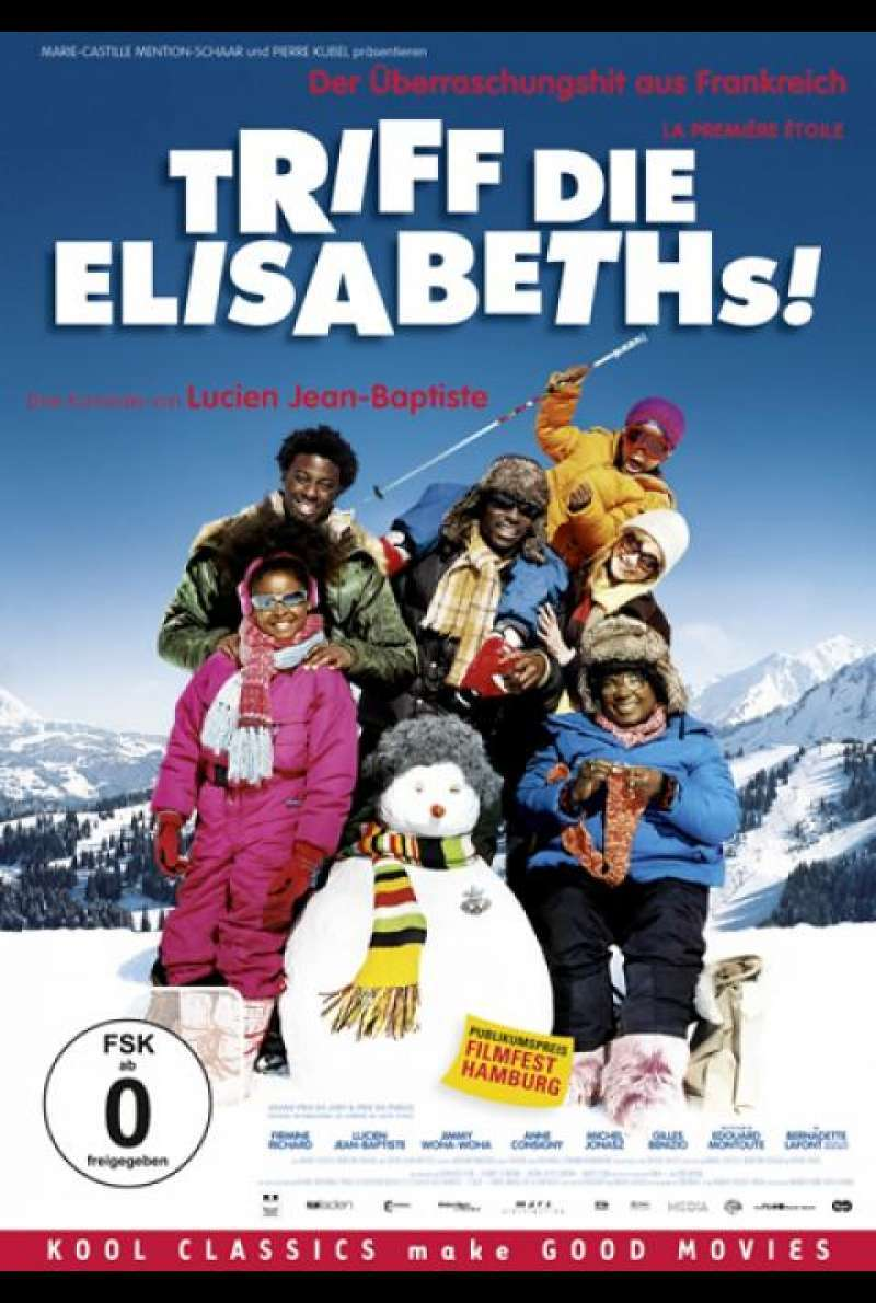Triff die Elisabeths - DVD-Cover