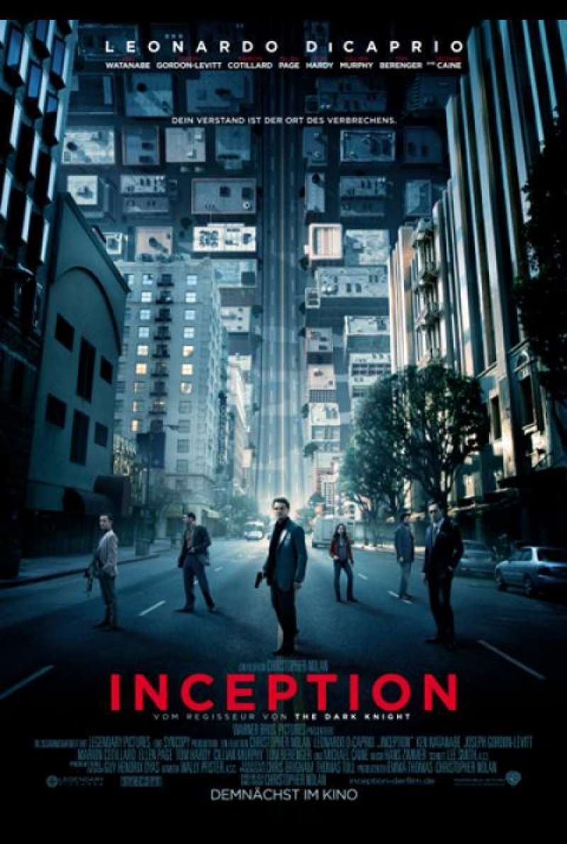 Inception - Filmplakat