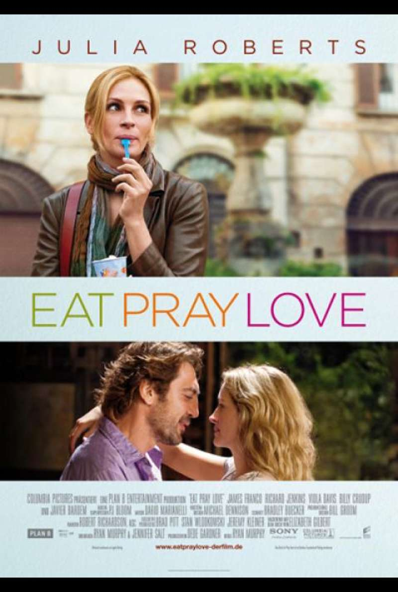 Eat Pray Love - Filmplakat