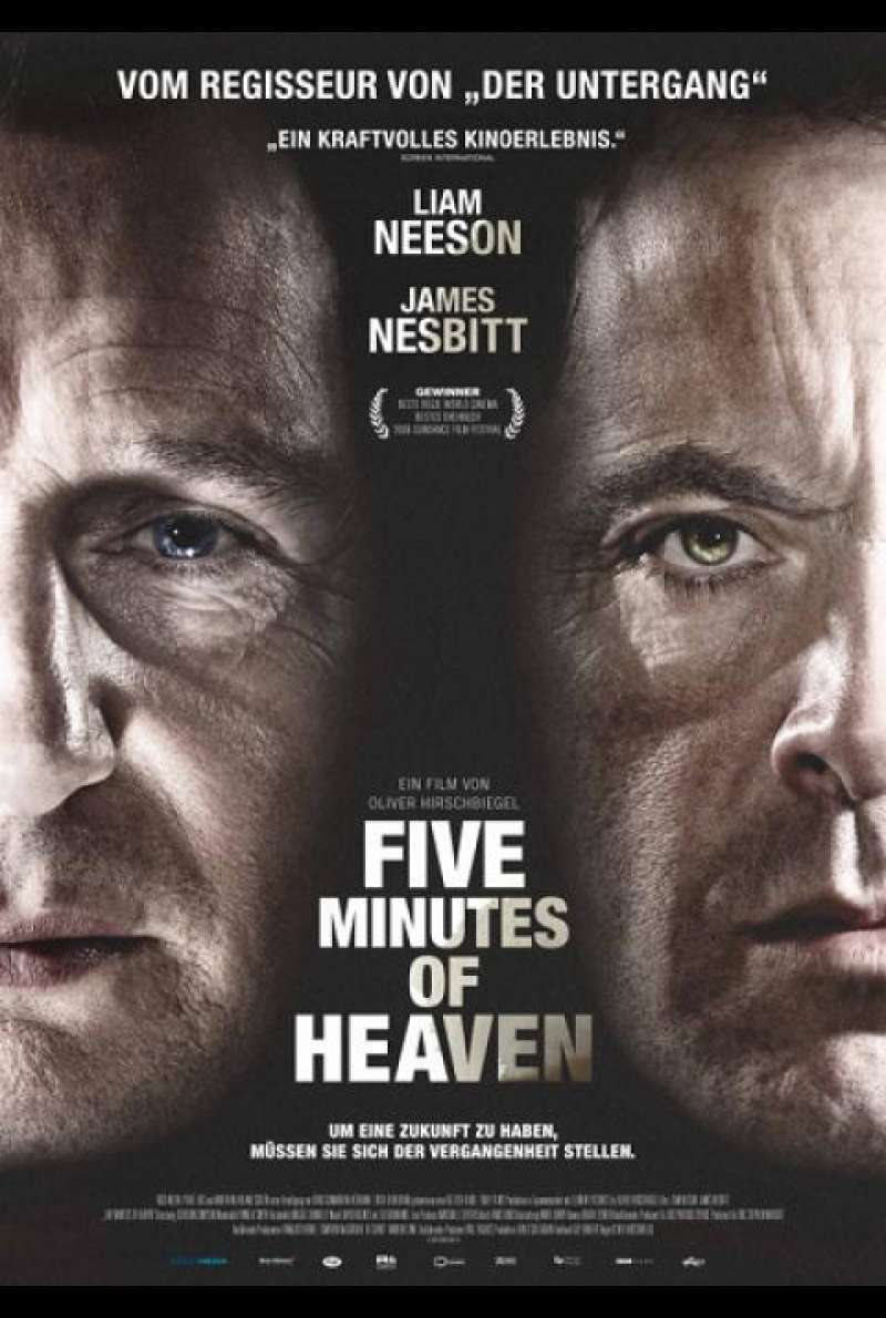 Five Minutes of Heaven von Oliver Hirschbiegel - Filmplakat