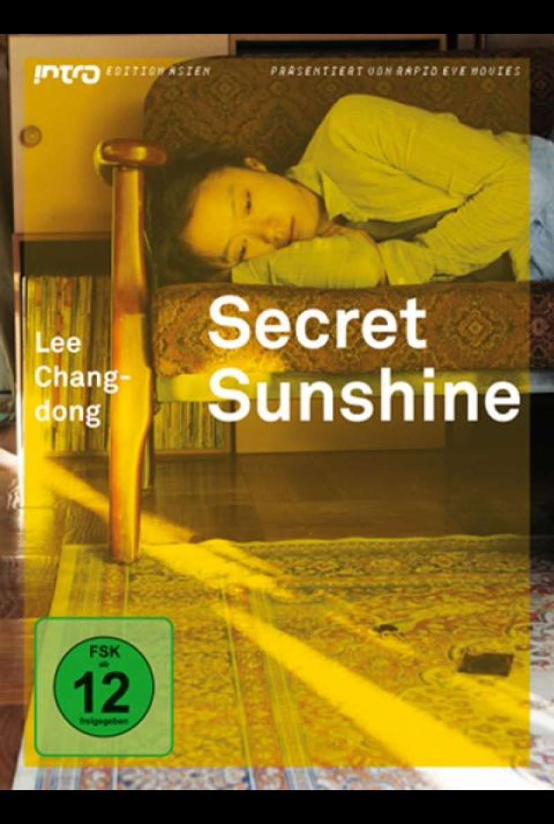 Secret Sunshine von Lee Chang-dong - DVD-Cover