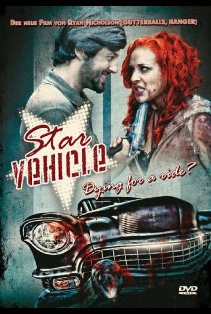 Star Vehicle - DVD-Cover