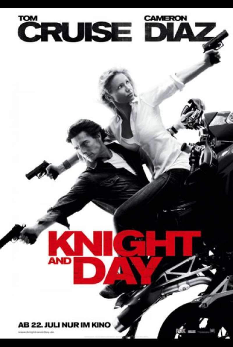 Knight And Day - Filmplakat