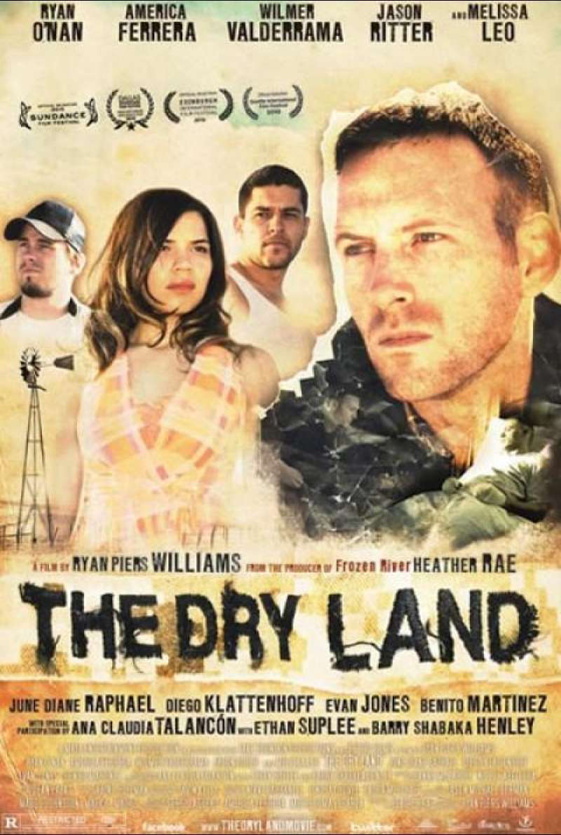 The Dry Land - Filmplakat (US)