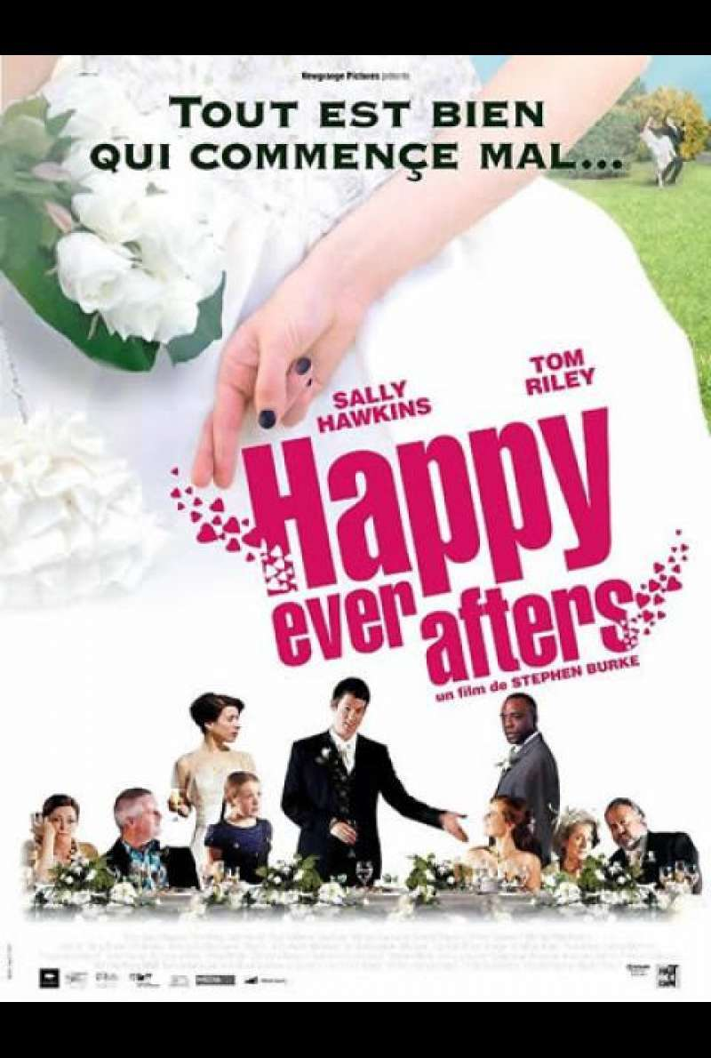 Happy Ever Afters - Filmplakat (FR)