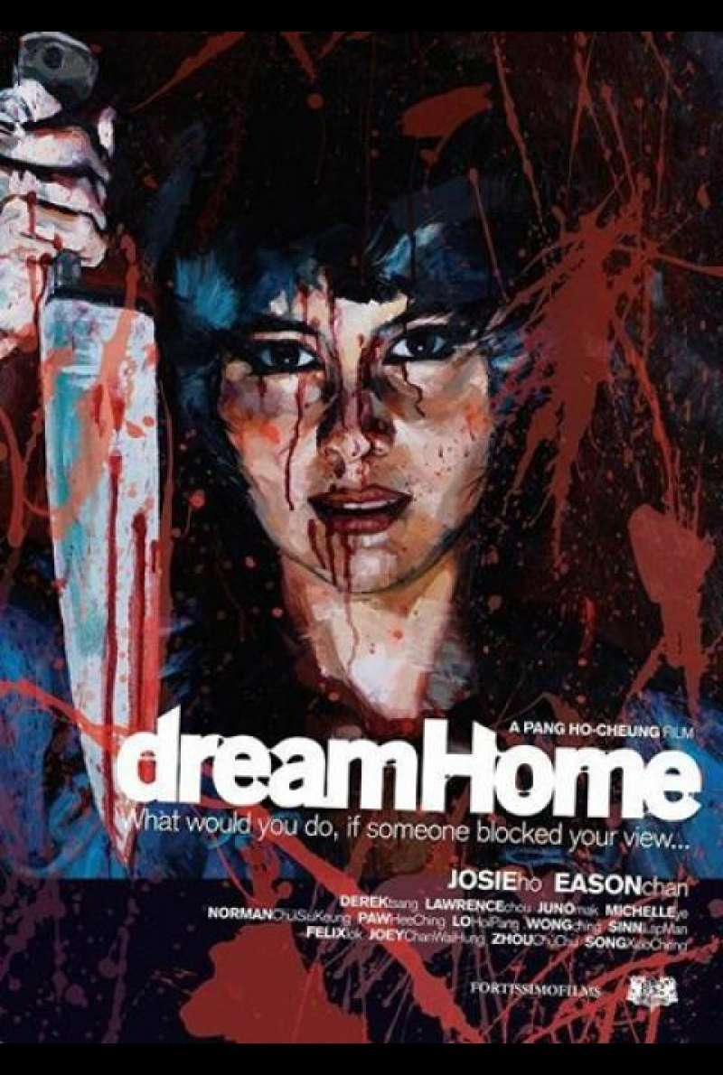Dream Home - Filmplakat (US)