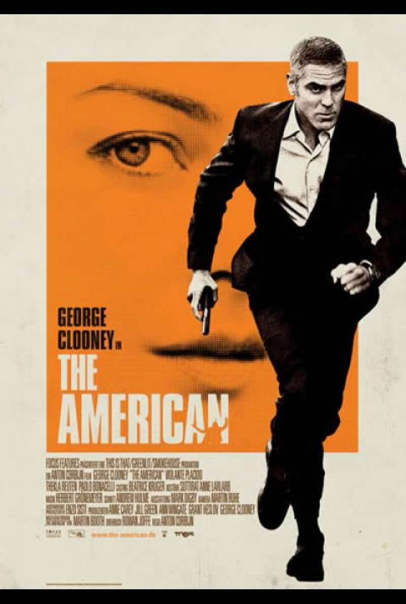 The American - Filmplakat