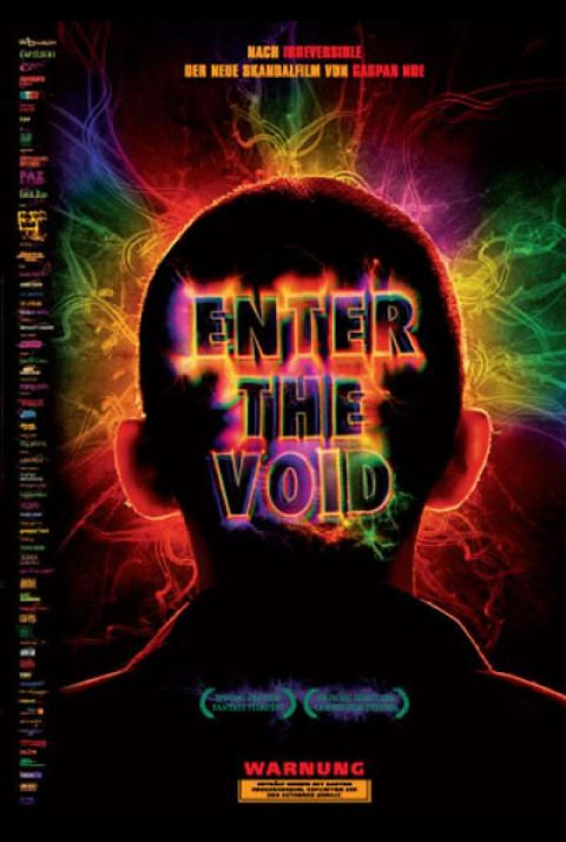 Enter The Void - Filmplakat (DE)