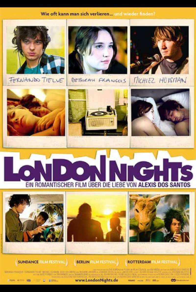 London Nights - Filmplakat