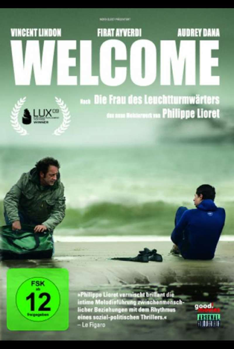 Welcome - DVD-Cover