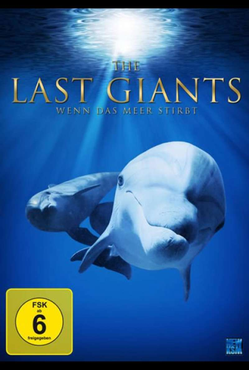 The Last Giants - Wenn das Meer stirbt - DVD-Cover