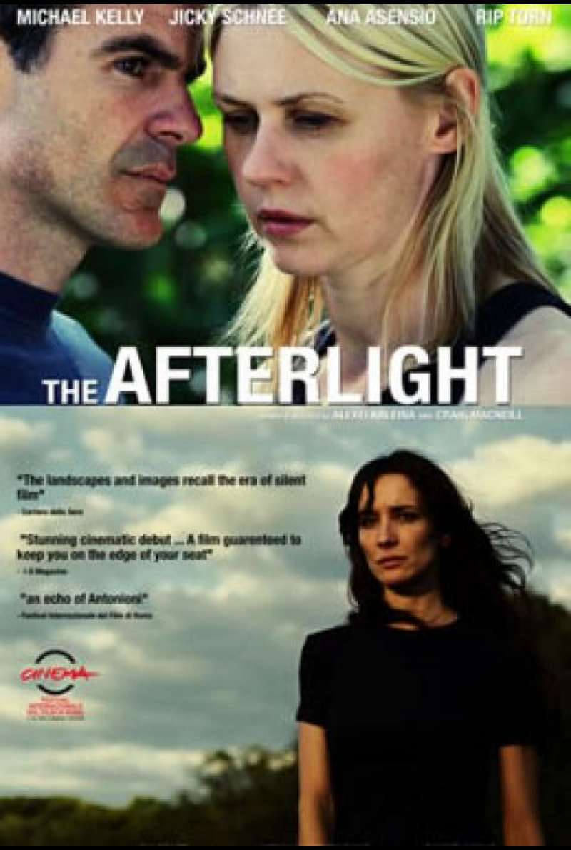 The Afterlight - Plakat (US)