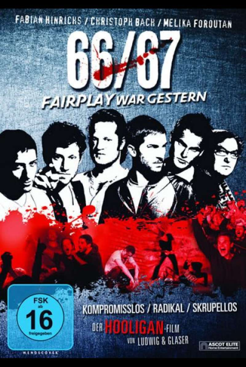 66/67 - Fairplay war gestern - DVD-Cover