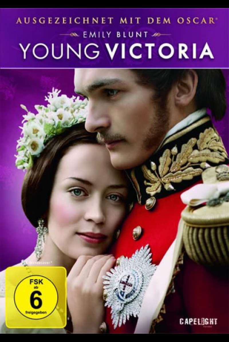 Young Victoria - DVD-Cover