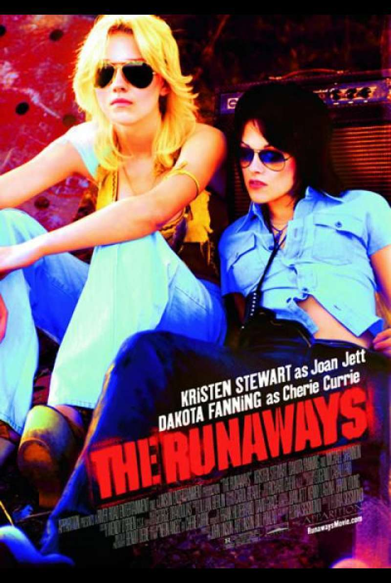 The Runaways - DVD-Cover