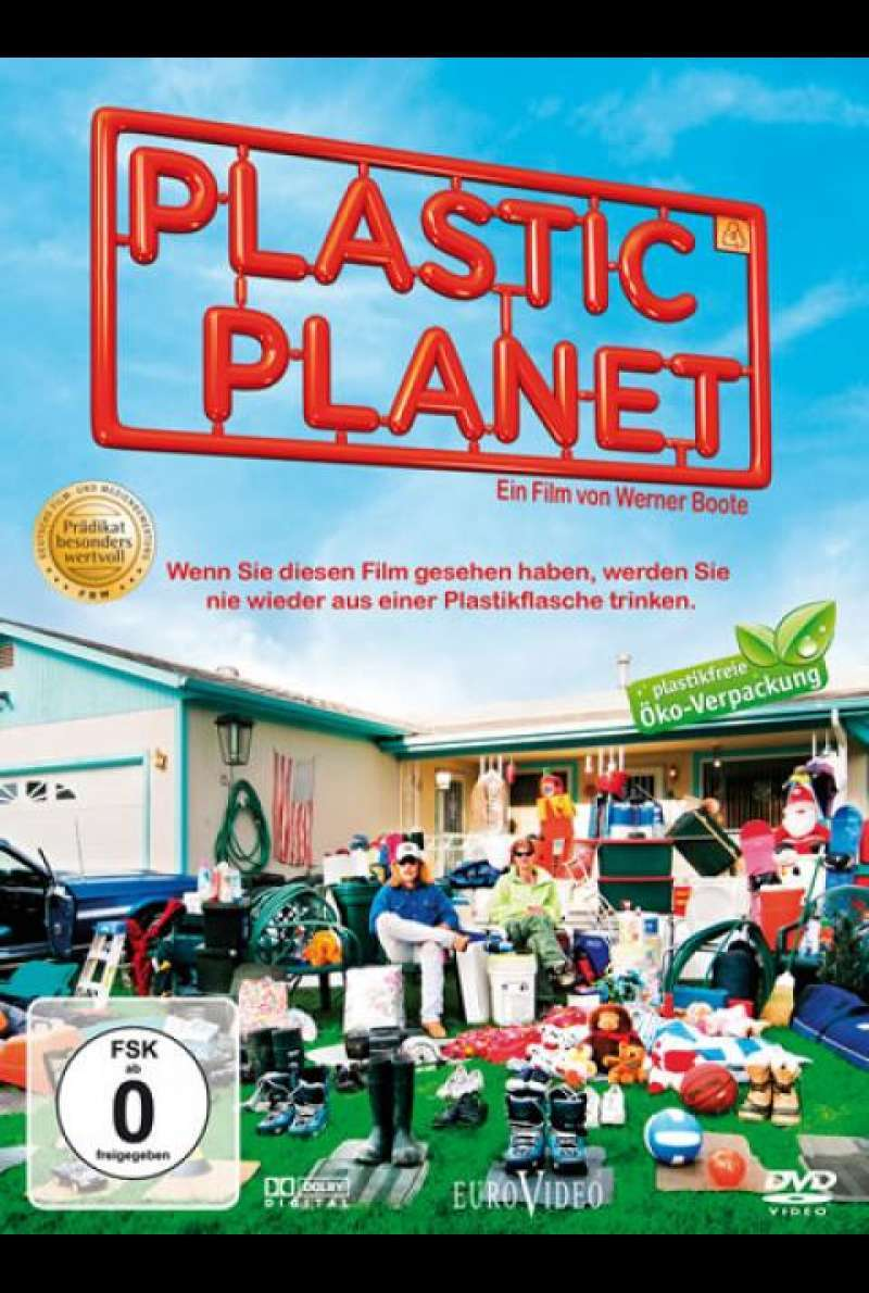 Plastic Planet - DVD-Cover