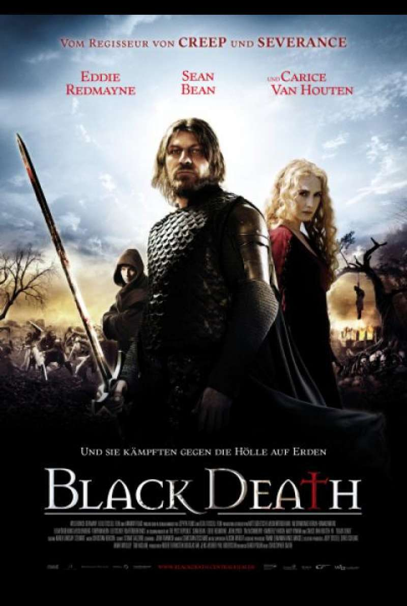 Black Death - Filmplakat